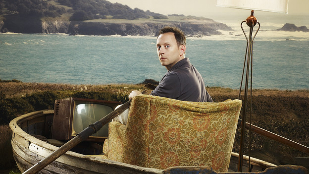 "LOST - Michael Emerson stars as Ben on ABC's ""Lost."" (ABC/FLORIAN SCHNEIDER)"