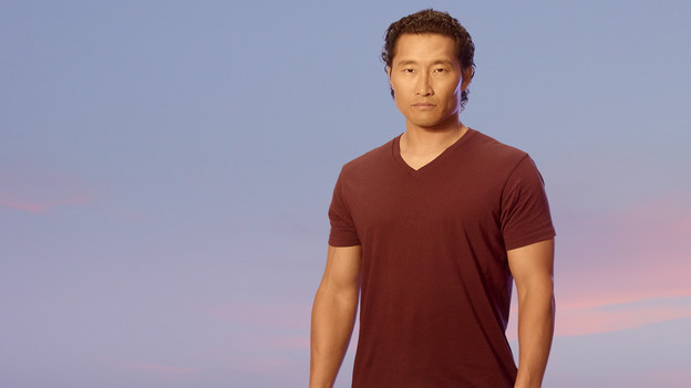 LOST - ABC's &quot;Lost&quot; stars Daniel Dae Kim as Jin. (ABC/BOB D'AMICO)