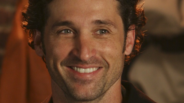 "GREY'S ANATOMY - ""INTO YOU LIKE A TRAIN"" (ABC/MICHAEL DESMOND)PATRICK DEMPSEY"