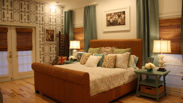 "EXTREME MAKEOVER HOME EDITION - ""Beach Family,"" - Master Bedroom, on ""Extreme Makeover Home Edition,"" Sunday, April 4th (8:00-10:00 p.m. ET/PT) on the ABC Television Network."