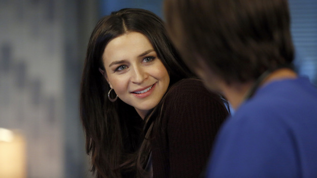PRIVATE PRACTICE - &quot;Full Release&quot; - Addison attends Henry's court date and realizes that the judge still has some concerns about Jake's past, Sheldon introduces Miranda to his friends, and Cooper's efforts to secure a dream house are put on hold when Charlotte goes into labor, on &quot;Private Practice,&quot; TUESDAY, JANUARY 15 (10:00-11:00 p.m., ET) on the ABC Television Network. (ABC/KELSEY MCNEAL)CATERINA SCORSONE