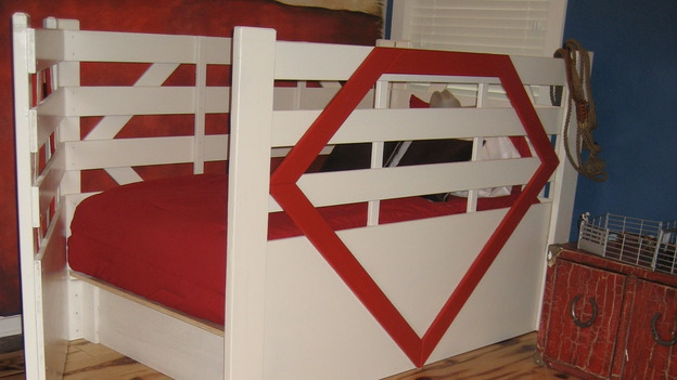 "EXTREME MAKEOVER HOME EDITION - ""Augustin Family,"" - Boy's Bedroom, on ""Extreme Makeover Home Edition,"" Sunday, March 1st on the ABC Television Network."