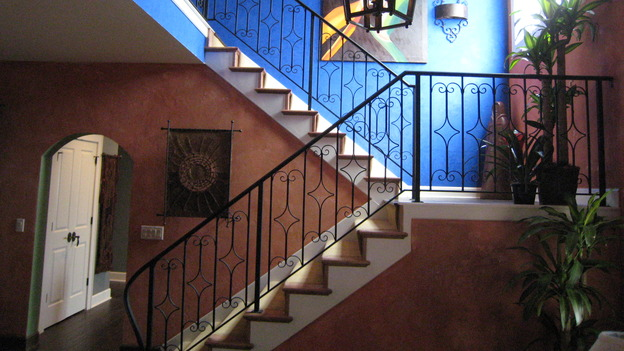 EXTREME MAKEOVER HOME EDITION - &quot;Jacobo Family,&quot; - Stairway, on &quot;Extreme Makeover Home Edition,&quot; Sunday, May 13th on the ABC Television Network.