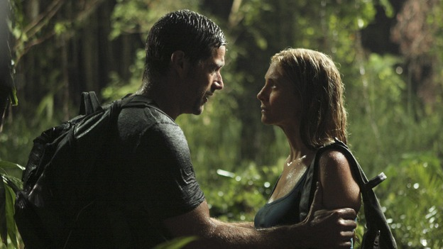 "LOST - ""The Other Woman"" - Juliet receives an unwelcome visit from someone from her past and is given orders to track down Charlotte and Faraday in order to stop them from completing their mission -- by any means necessary. Meanwhile, Ben offers Locke an enticing deal, on ""Lost,"" THURSDAY, MARCH 6 (9:00-10:02 p.m., ET) on the ABC Television Network. (ABC/MARIO PEREZ)MATTHEW FOX, ELIZABETH MITCHELL"