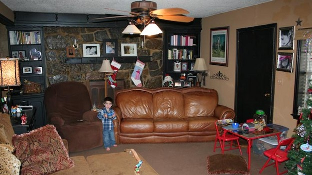 "EXTREME MAKEOVER HOME EDITION - ""Skaggs Family,"" - Before Picture, on ""Extreme Makeover Home Edition,"" Sunday, March 14th on the ABC Television Network."