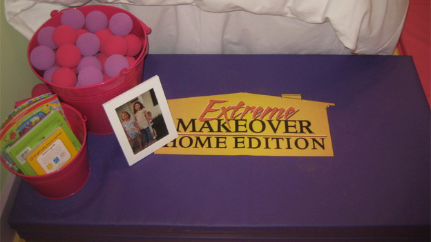EXTREME MAKEOVER HOME EDITION - &quot;Hampton Family,&quot; - Accessories, on &quot;Extreme Makeover Home Edition,&quot; Sunday, October 4th on the ABC Television Network.