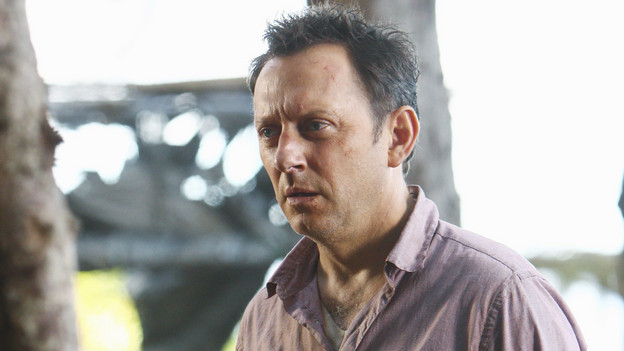 "LOST - ""The Package"" - Sun and Jin desperately continue their search for one another, and Locke confronts his enemy, on ""Lost,"" TUESDAY, MARCH 30 (9:00-10:02 p.m., ET) on the ABC Television Network. (ABC/MARIO PEREZ)MICHAEL EMERSON"
