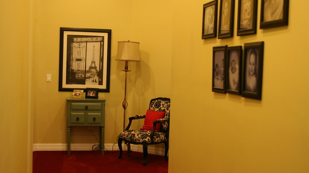 "EXTREME MAKEOVER HOME EDITION - ""Usea Family,"" -  Hallway on ""Extreme Makeover Home Edition,"" Sunday, May 18th on the ABC Television Network."
