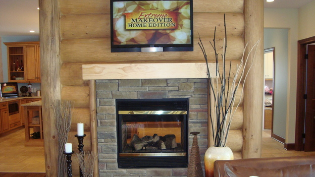 "EXTREME MAKEOVER HOME EDITION - ""Frisch Family,"" - Living Room Details, on ""Extreme Makeover Home Edition,"" Sunday, November 16th on the ABC Television Network."