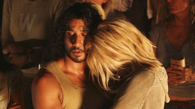LOST - &quot;Adrift&quot; (ABC/MARIO PEREZ)NAVEEN ANDREWS, MAGGIE GRACE