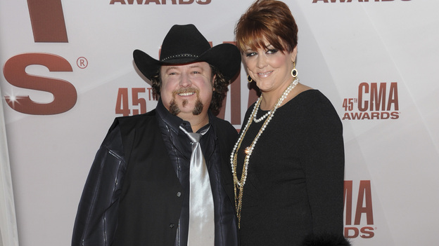 "THE 45th ANNUAL CMA AWARDS - RED CARPET ARRIVALS - ""The 45th Annual CMA Awards"" will broadcast live on ABC from the Bridgestone Arena in Nashville on WEDNESDAY, NOVEMBER 9 (8:00-11:00 p.m., ET). (ABC/JASON KEMPIN)COLT FORD"