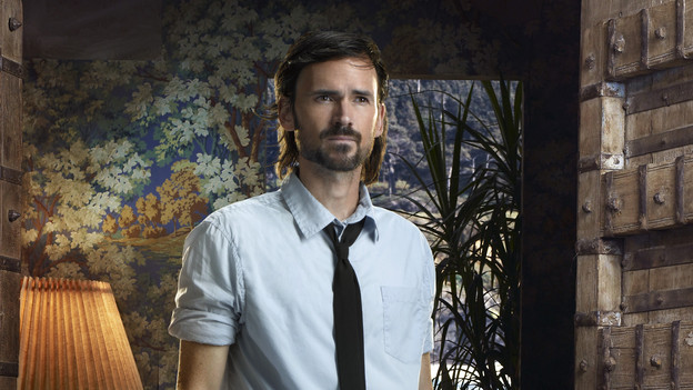 LOST - Jeremy Davies stars as Daniel Faraday on ABC's &quot;Lost.&quot; (ABC/BOB D'AMICO)