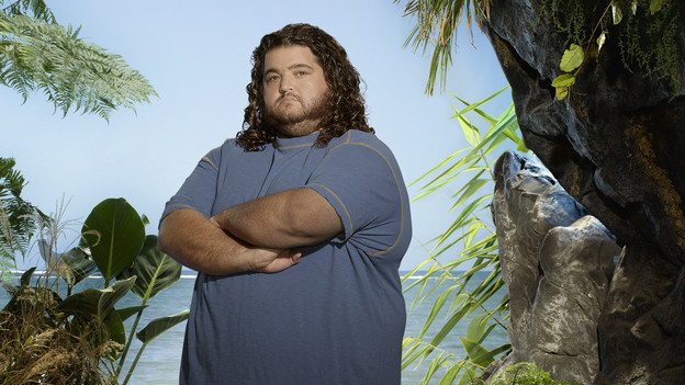 LOST - ABC's &quot;Lost&quot; stars Jorge Garcia as Hurley. (ABC/BOB D'AMICO)