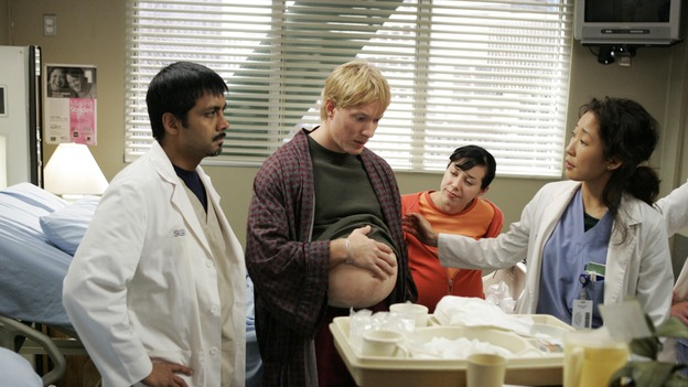 "GREY'S ANATOMY - ""Something to Talk About""(ABC/CRAIG SJODIN)ANJUL NIGAM, JOE SIKORA, ALISON WARD, SANDRA OH"