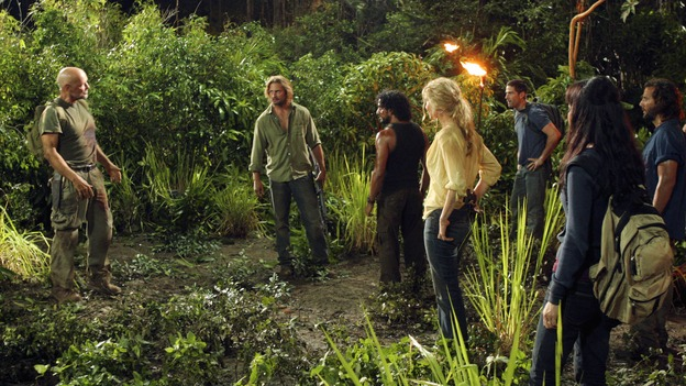 "LOST - ""The Beginning of the End"" - Awarded the 2005 Emmy and 2006 Golden Globe for Best Drama Series, ""Lost"" returns for its fourth season of action-packed mystery and adventure -- that will continue to bring out the very best and the very worst in the people who are lost. The season premiere of ""Lost"" airs on THURSDAY, JANUARY 31 (9:00-10:00 p.m., ET), on the ABC Television Network.  (ABC/MARIO PEREZ)TERRY O'QUINN, JOSH HOLLOWAY, NAVEEN ANDREWS, ELIZABETH MITCHELL, MATTHEW FOX, YUNJIN KIM, NAVEEN ANDREWS"