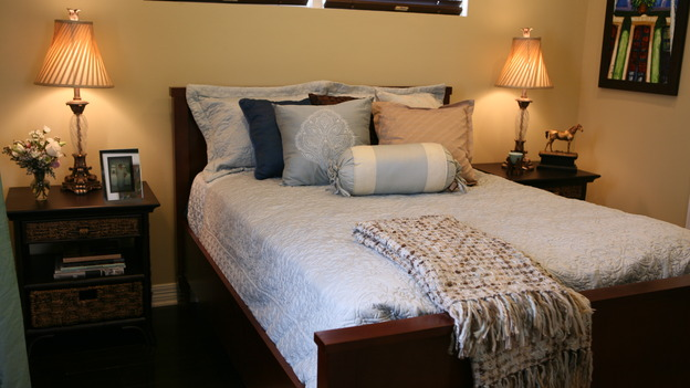 EXTREME MAKEOVER HOME EDITION - &quot;Usea Family,&quot; -&nbsp; Master Bedroom, on &quot;Extreme Makeover Home Edition,&quot; Sunday, May 18th on the ABC Television Network.