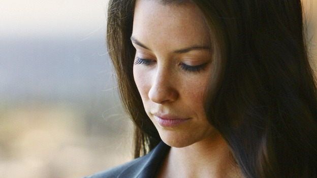 "LOST - ""The Little Prince"" - Kate meets with a lawyer who has a court order mandating blood samples to prove that she is actually the mother of baby Aaron, on ""Lost,"" WEDNESDAY, FEBRUARY 4 (9:00-10:02 p.m., ET) on the ABC Television Network. (ABC/MARIO PEREZ) EVANGELINE LILLY"