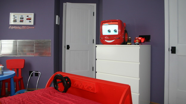 "EXTREME MAKEOVER HOME EDITION - ""Yazzie Family"" - Boys' Bedroom, on ""Extreme Makeover Home Edition,"" Sunday, October 28th on the ABC Television Network."
