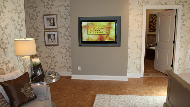 "EXTREME MAKEOVER HOME EDITION - ""Grys Family,"" - Master Bedroom, on ""Extreme Makeover Home Edition,""  Sunday, January 11th on the ABC Television Network."