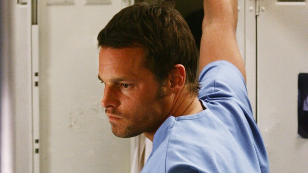 "GREY'S ANATOMY - ""Yesterday"" - (ABC/SCOTT GARFIELD)JUSTIN CHAMBERS"