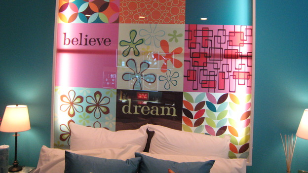 EXTREME MAKEOVER HOME EDITION - &quot;Jacobo Family&quot; - Girl's Bedroom, on &quot;Extreme Makeover Home Edition,&quot; Sunday, May 13th on the ABC Television Network.