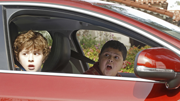What Car Does Jay Drive In Modern Family