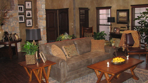 "EXTREME MAKEOVER HOME EDITION - ""Fullerton-Machacek Family,"" - Living Rooms, on ""Extreme Makeover Home Edition,"" Sunday, January 7th on the ABC Television Network."