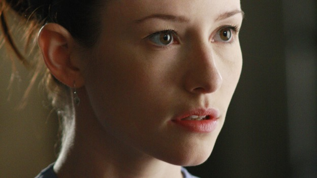 "GREY'S ANATOMY - ""These Ties That Bind"" - Intern Lexie Grey, on ""Grey's Anatomy,"" THURSDAY, NOVEMBER 13 (9:00-10:01 p.m., ET) on the ABC Television Network. (ABC/RON TOM) CHYLER LEIGH"