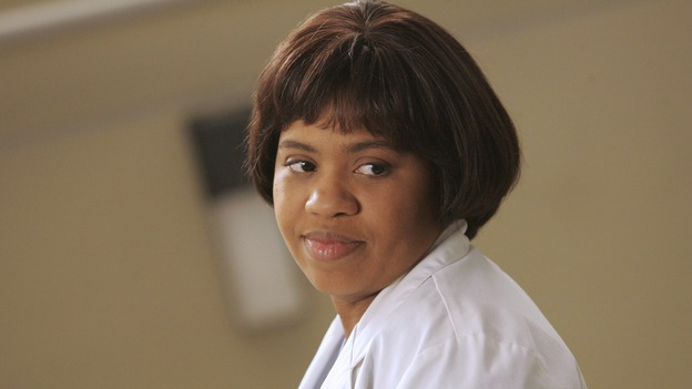"GREY'S ANATOMY - ""Kung Fu Fighting"" (ABC/VIVIAN ZINK)CHANDRA WILSON"