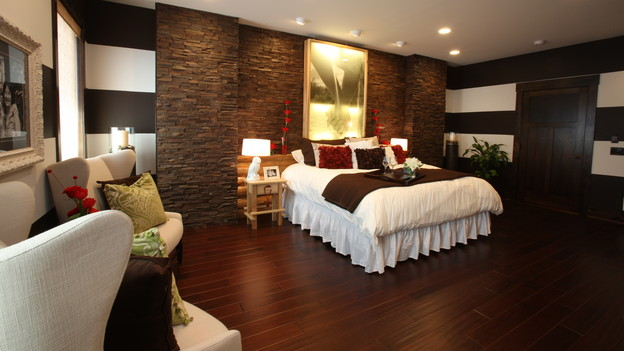 "EXTREME MAKEOVER HOME EDITION - ""Grommesh Family,"" - Master Bedroom Picture,  on ""Extreme Makeover Home Edition,"" Sunday, January 2nd (8:00-9:00 p.m.  ET/PT) on the ABC Television Network."