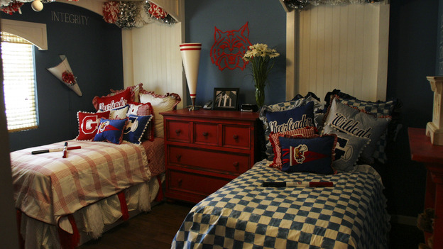 "EXTREME MAKEOVER HOME EDITION - ""Grinnan Family,"" - Boy's Bedroom, on ""Extreme Makeover Home Edition,"" Sunday, October 17th on the ABC Television Network."