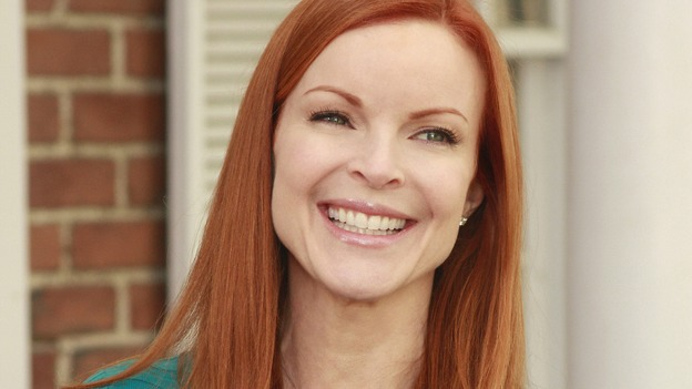 "DESPERATE HOUSEWIVES - ""Mother Said"" - A full scale war erupts between Bree and Edie, on Desperate Housewives,"" SUNDAY, MAY 11 (9:00-10:02 p.m., ET) on the ABC Television Network. (ABC/RON TOM) MARCIA CROSS"
