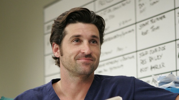 103277_6994 -- GREY'S ANATOMY - (ABC/CRAIG SJODIN)PATRICK DEMPSEY