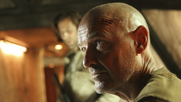 LOST - &quot;Adrift&quot; (ABC/MARIO PEREZ)HENRY IAN CUSICK, TERRY O'QUINN