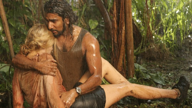 "LOST - ""Collision"" (ABC/MARIO PEREZ)MAGGIE GRACE, NAVEEN ANDREWS"