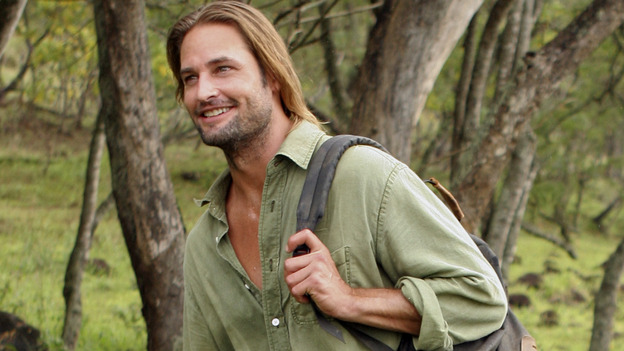 "LOST - ""Through the Looking Glass"" - Jack and the castaways begin their efforts to make contact with Naomi's rescue ship, on the season finale of ""Lost,"" WEDNESDAY, MAY 23 (9:00-11:00 p.m., ET), on the ABC Television Network. (ABC/MARIO PEREZ)JOSH HOLLOWAY"