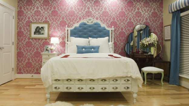 EXTREME MAKEOVER HOME EDITION - &quot;Gaston Family,&quot; - Girl's Bedroom  Picture, on  &quot;Extreme Makeover Home Edition,&quot; Sunday, December 12th  (8:00-9:00 p.m.  ET/PT) on the ABC Television Network.