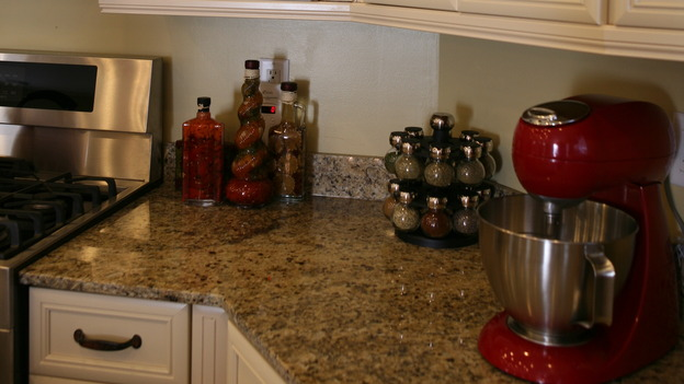 "EXTREME MAKEOVER HOME EDITION - ""Usea Family,"" -  Kitchen Detail, on ""Extreme Makeover Home Edition,"" Sunday, May 18th on the ABC Television Network."