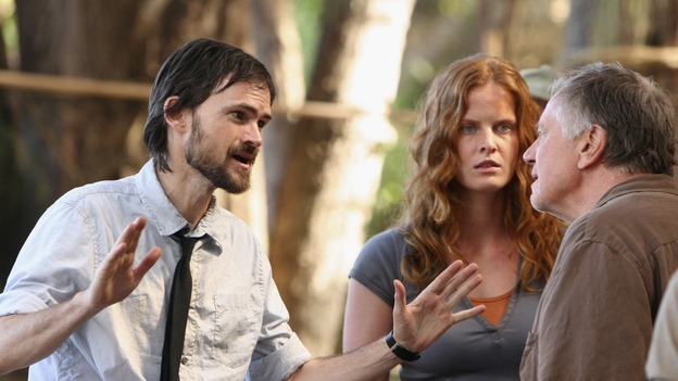 "LOST - ""Something Nice Back Home"" (ABC/MARIO PEREZ)JEREMY DAVIES, REBECCA MADER, SAM ANDERSON"