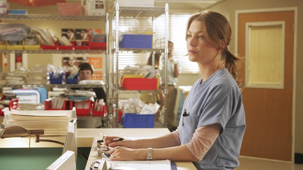 "GREY'S ANATOMY - ""Haunt You Every Day"" (ABC/VIVIAN ZINK) ELLEN POMPEO"