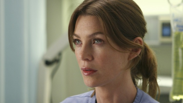 GREY'S ANATOMY - &quot;INTO YOU LIKE A TRAIN&quot; (ABC/MICHAEL DESMOND)ELLEN POMPEO