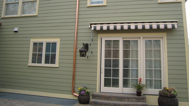 "EXTREME MAKEOVER HOME EDITION - ""Jacobo Family"" - Exterior - Rear, on ""Extreme Makeover Home Edition,"" Sunday, May 13th on the ABC Television Network."