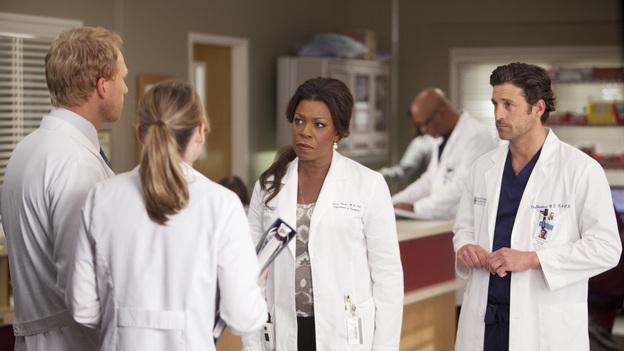 Grey's Anatomy Anatomía Grey 8x20
