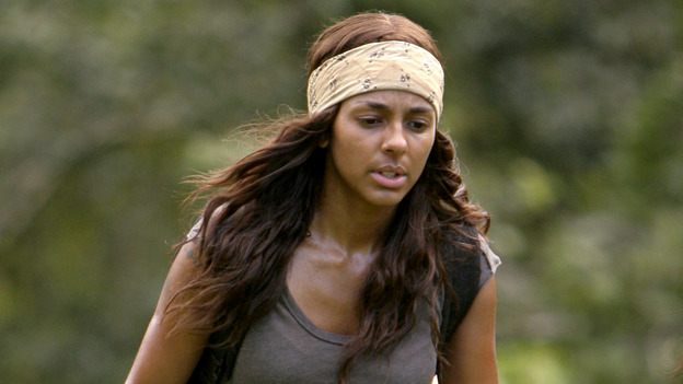 "LOST- ""Through the Looking Glass"" - Jack and the castaways begin their efforts to make contact with Naomi's rescue ship, on the season finale of ""Lost,"" WEDNESDAY, MAY 23 (9:00-11:00 p.m., ET), on the ABC Television Network. (ABC/MARIO PEREZ)MARSHA THOMASON"