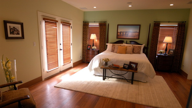 EXTREME MAKEOVER HOME EDITION - &quot;Ruiz Family,&quot; - Master Bedroom, on &quot;Extreme Makeover Home Edition,&quot; Sunday, March 15th on the ABC Television Network.