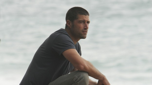 "LOST - ""The Long Con"" - (ABC/MARIO PEREZ)MATTHEW FOX"