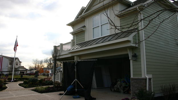 "EXTREME MAKEOVER HOME EDITION - ""Thomas Family,"" - Exteriors, on ""Extreme Makeover Home Edition,"" Sunday, February 11th on the ABC Television Network."