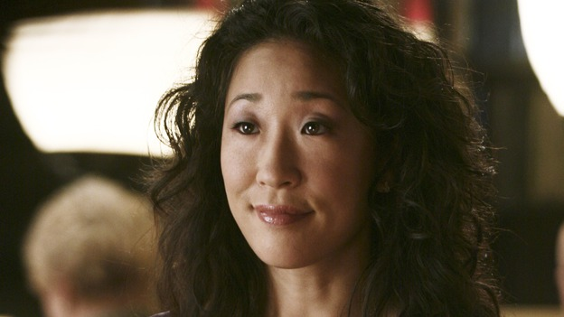 GREY'S ANATOMY - &quot;Let It Be&quot; (ABC/SCOTT GARFIELD)SANDRA OH
