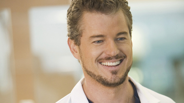 GREY'S ANATOMY - &quot;These Ties That Bind&quot; - Dr. Mark Sloan, on &quot;Grey's Anatomy,&quot; THURSDAY, NOVEMBER 13 (9:00-10:01 p.m., ET) on the ABC Television Network. (ABC/RANDY HOLMES) ERIC DANE