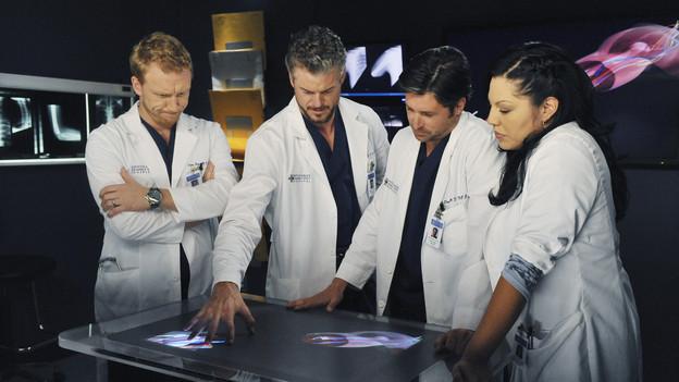 Grey's Anatomy Anatomía 7x06